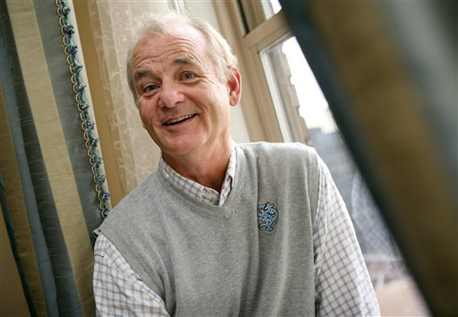 Bill Murray – A Man of His Word